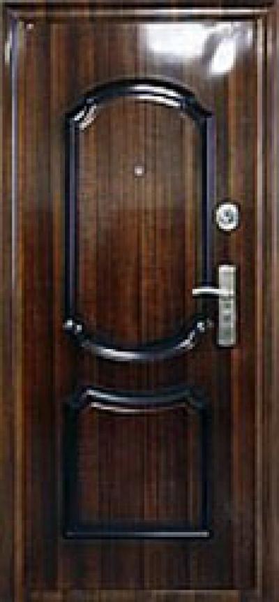 супер двери стальные
